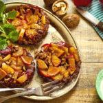 Voňavé jesenné maškrtenie: orechovo-kokosové koláčiky sovocím