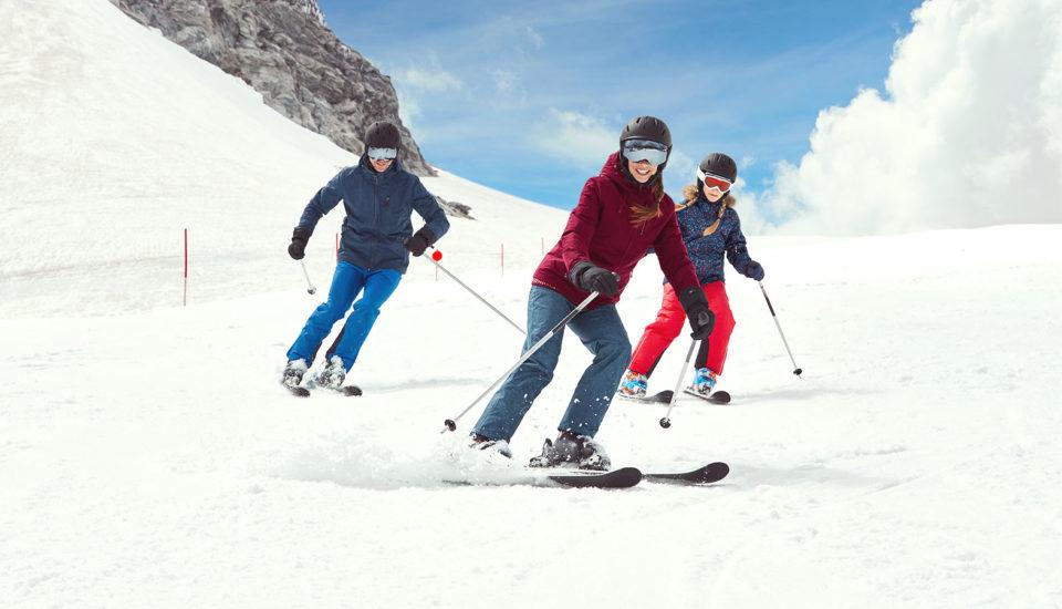 """Má zmysel, aby sme sa """"na stará kolená"""" učili lyžovať?"""
