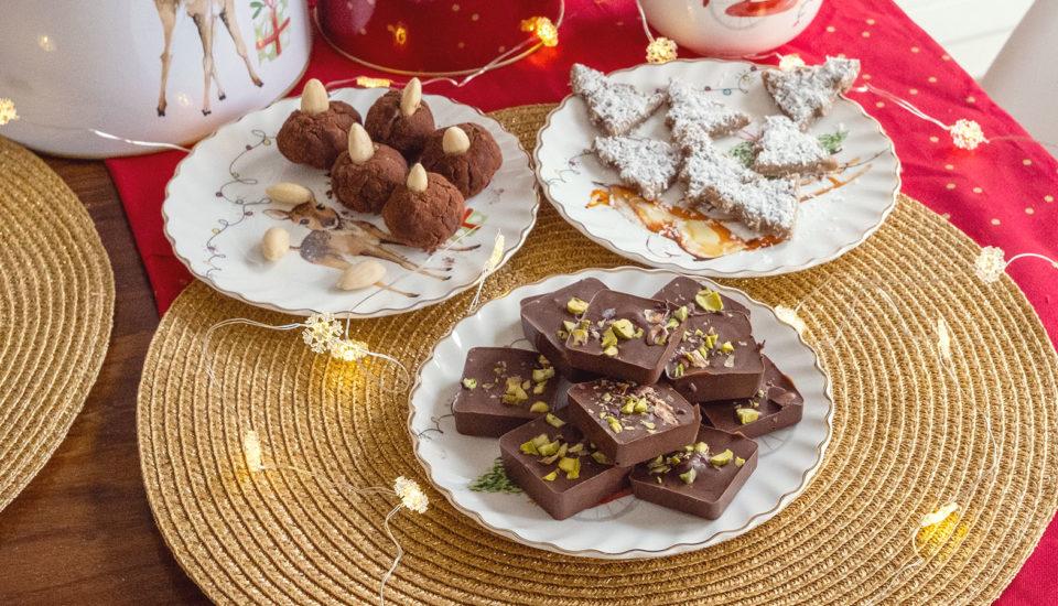 3 tipy na nepečené vianočné pečivo