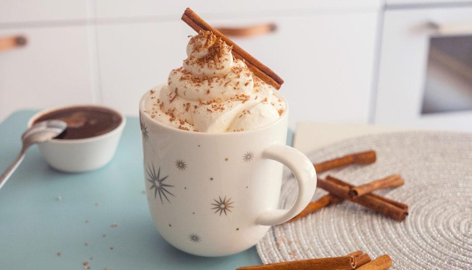 Káva so škoricou 3× inak