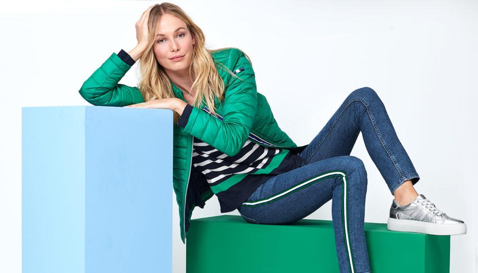 Dajte zelenej vo svojom šatníku zelenú, nech už ste akýkoľvek farebný typ