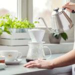 Ako si pripraviť kávu vkanvičke sfiltrom