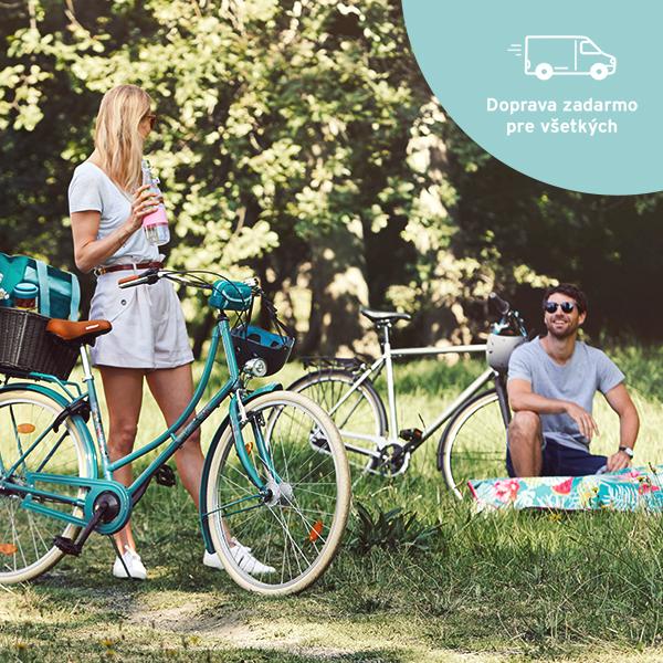 Výbava na bicykel zTchibo.sk