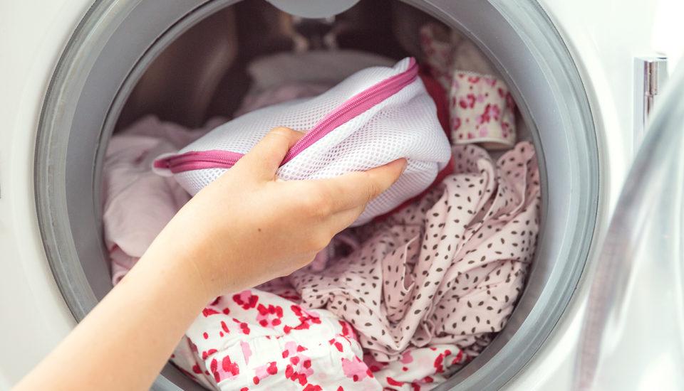 Ako na pranie jemnej bielizne? 5 trikov, ktoré ste možno nepoznali