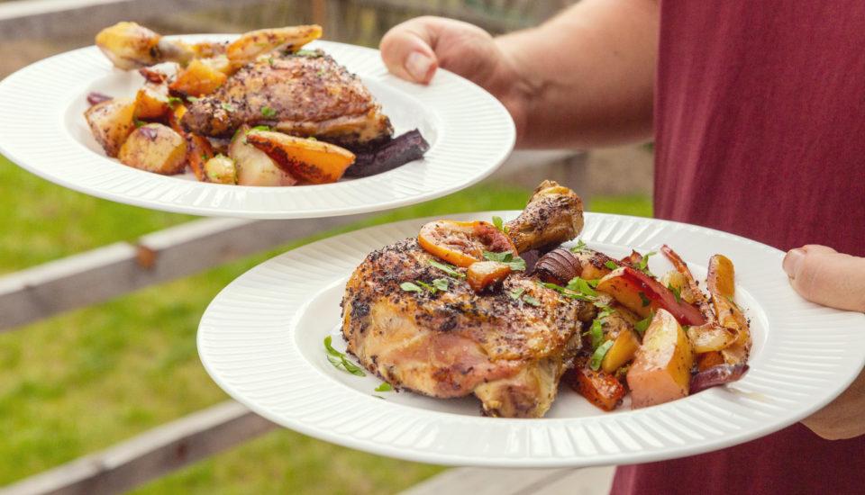 1 kura, veľa porcií. Ako ho spracovať, aby vzniklo jedlo na niekoľko dní?