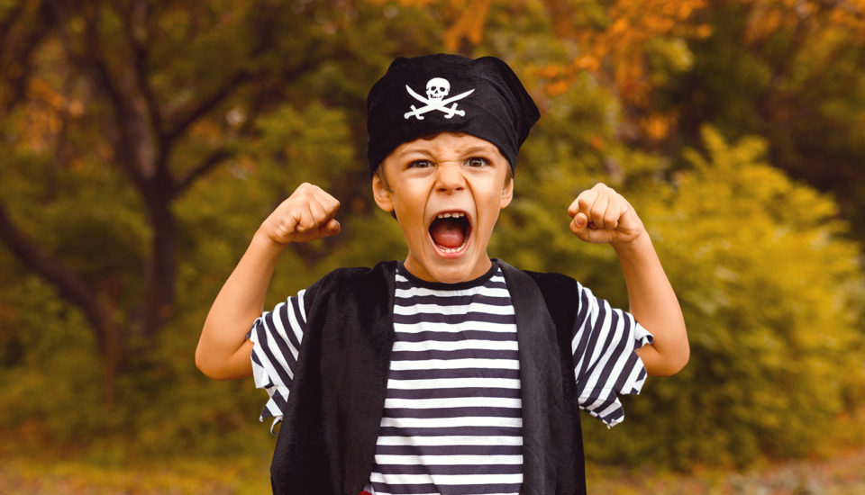 Prázdniny smaminou? Vyrážame na pirátsky týždeň!