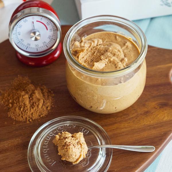 Domáce orechové maslá