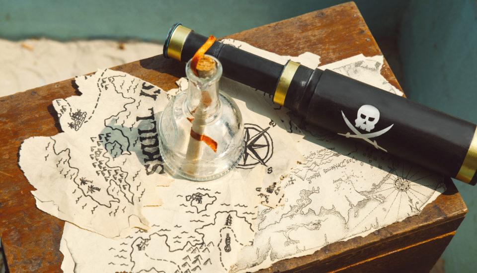 Pripravte deťom pirátsky chodník odvahy! Máme pre vás návod krok za krokom