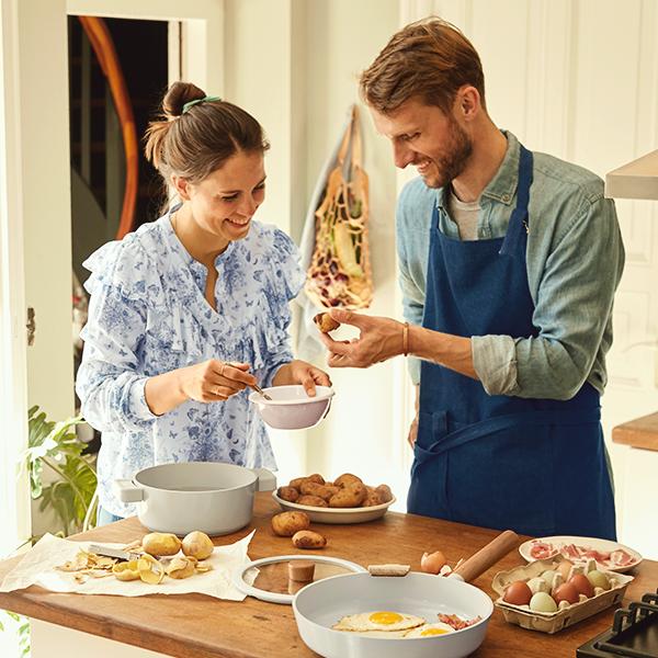 Šikovní pomocníci do kuchyne