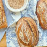 Dá sa aj zo špaldovej múky upiecť nadýchaný zázrak? Skúste domáci chlieb!