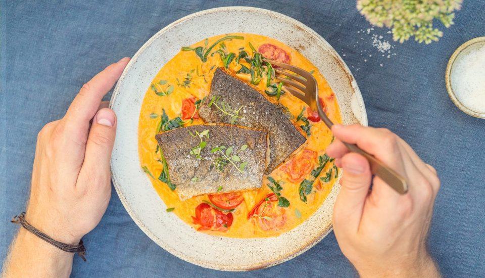 Slovenská ryba nesmrdí! Pripravte sladkovodné ryby tak, že sa ponich zapráši
