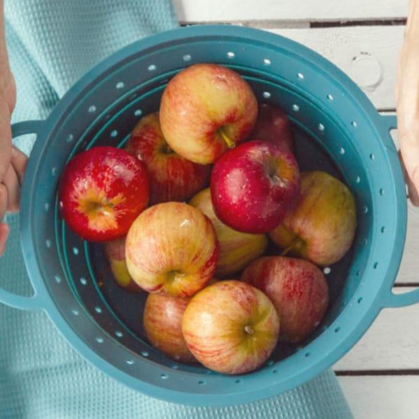 Čo spopadanými jabĺčkami?