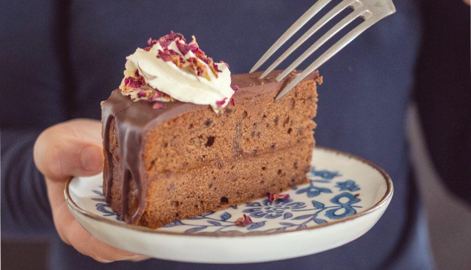 Recept na kávovú tortu inšpirovanú viedenským Sacherom