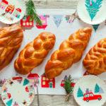Štyri spôsoby, ako zapliesť vianočku. Pre začiatočníkov aj skúsených pekárov!