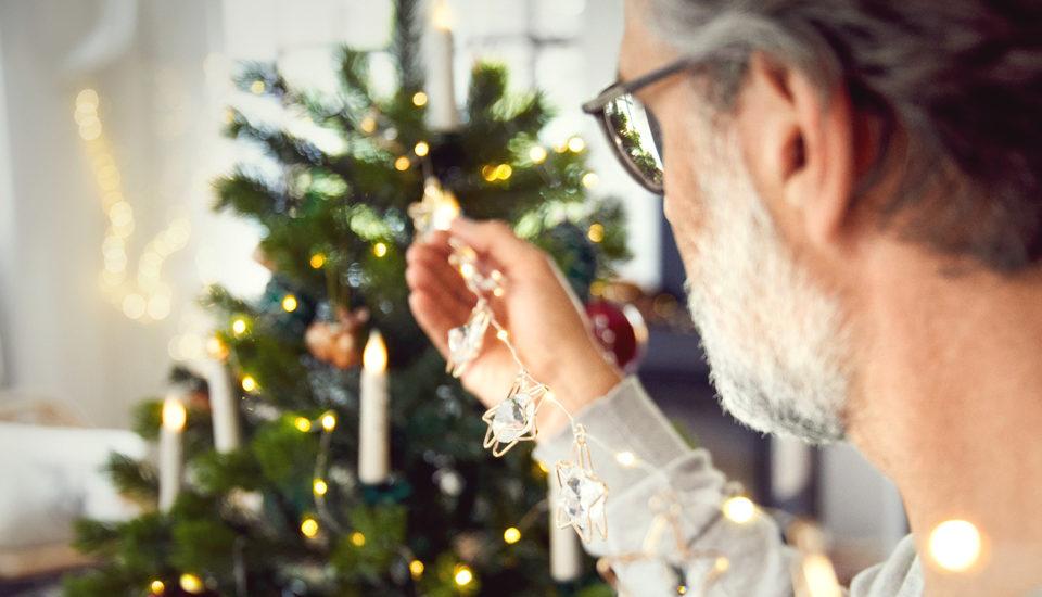 Hľadám vianočný stromček. Značka: mám deti azlé skúsenosti
