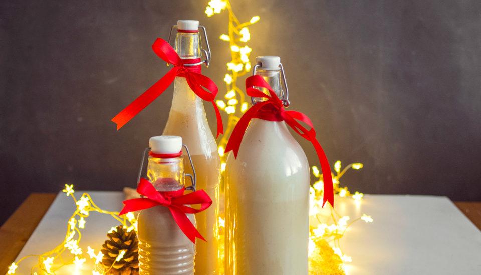 Tri recepty na vianočné likéry: karamelový, vaječný akávový