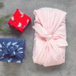 5 návodov na balenie darčekov do šatiek podľa japonskej techniky furoshiki