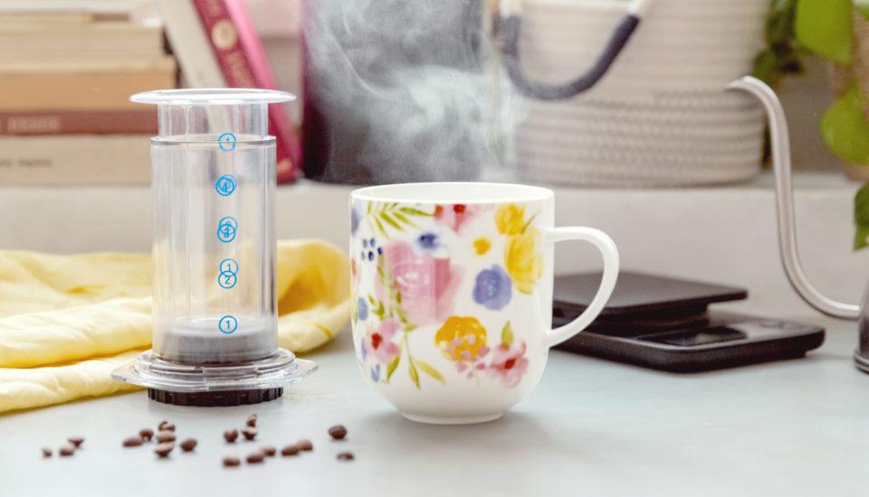 Ako si pripraviť kávu pomocou aeropressu? Zvládnete to za pár minút