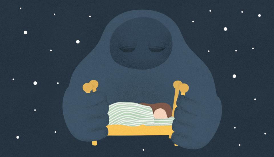 Prečo sa mi snívajú nočné mory aako sa ich zbaviť? Toto radí psychoterapeut