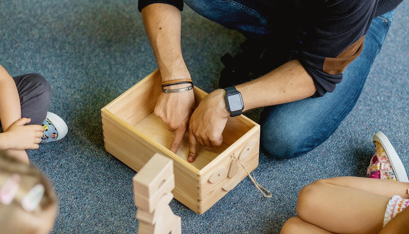 hry pro děti ve školce