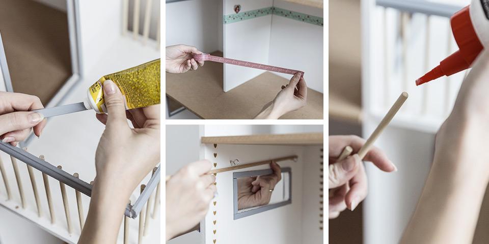Dokončovanie domčeka (ilustračná fotka)