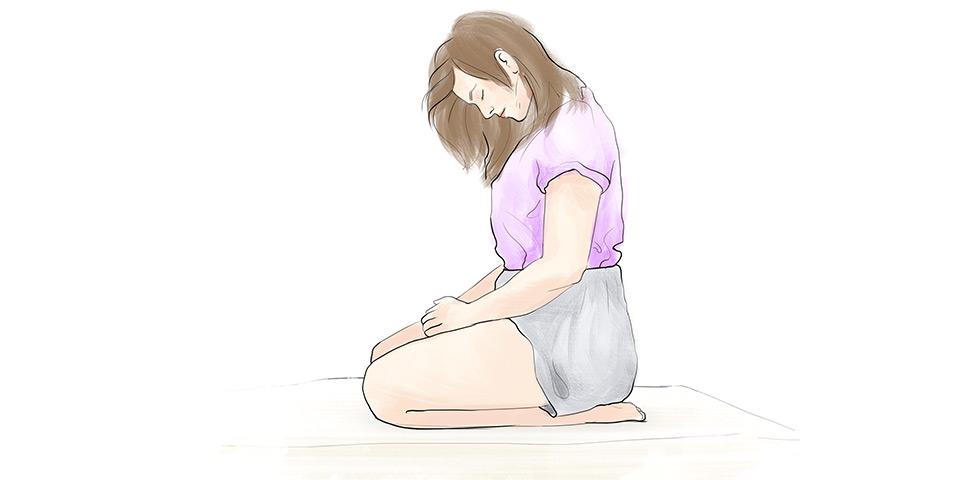 Ukončenie rozcvičky (ilustračný obrázok)
