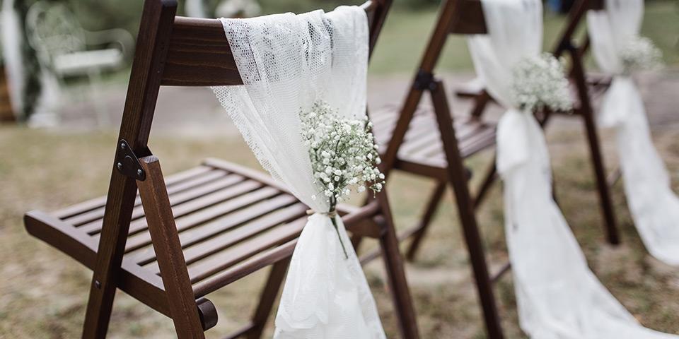 Vonkajšia svadba (ilustračné foto)
